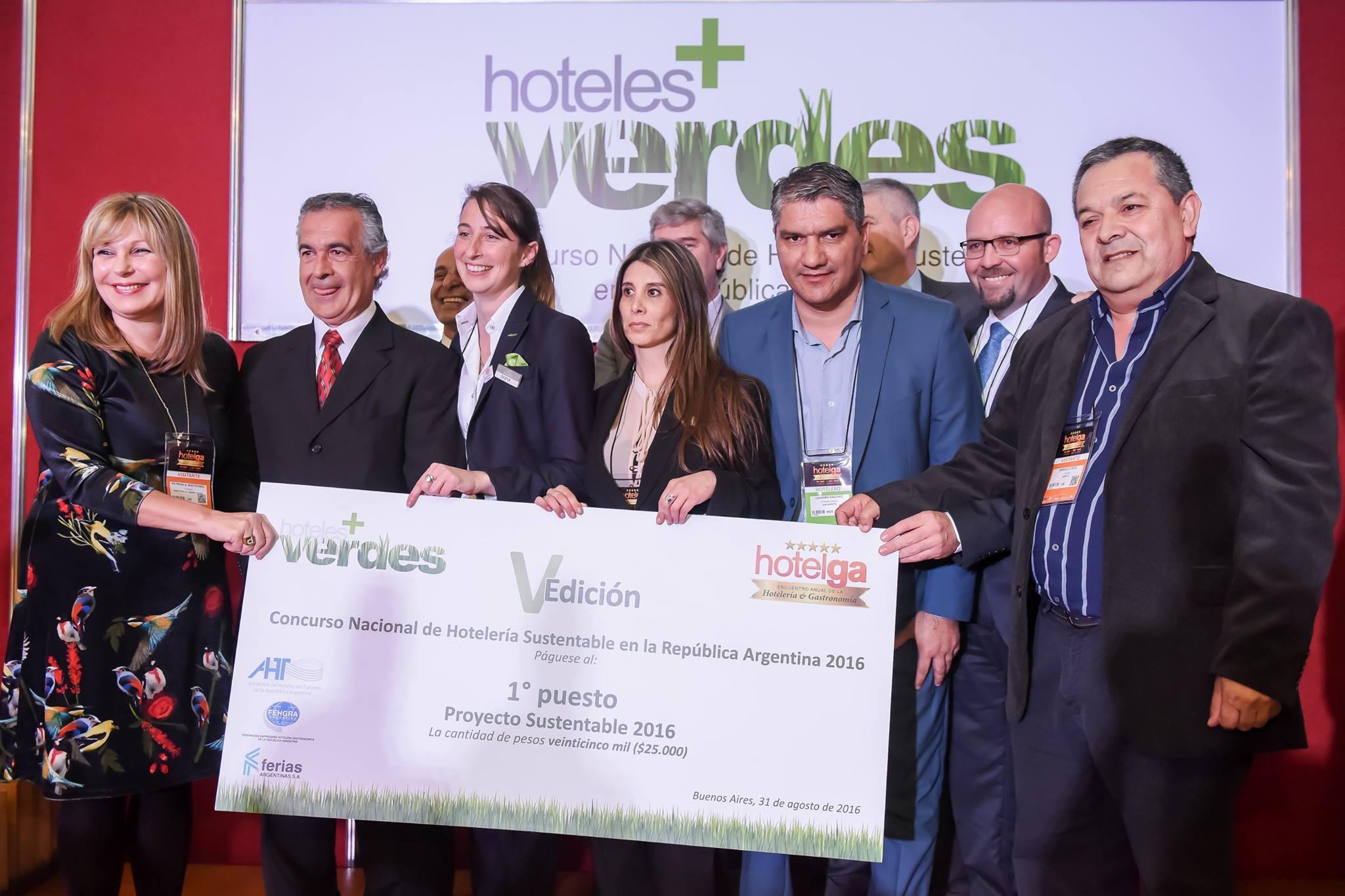 1º Premio Concurso Proyecto Sustentable - Hotelga 2016-9