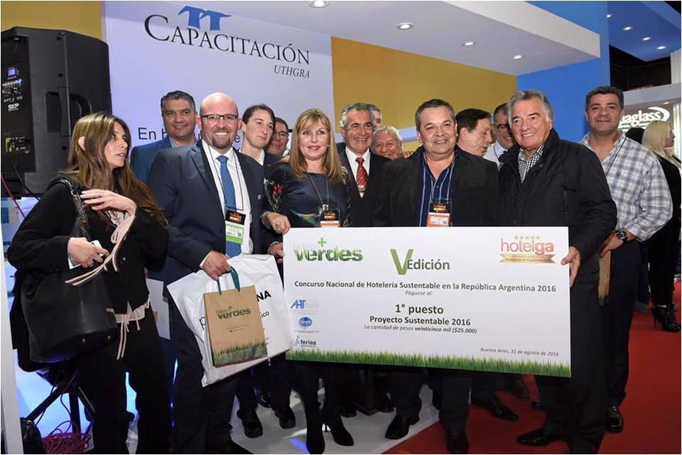 1º Premio Concurso Proyecto Sustentable - Hotelga 2016-4