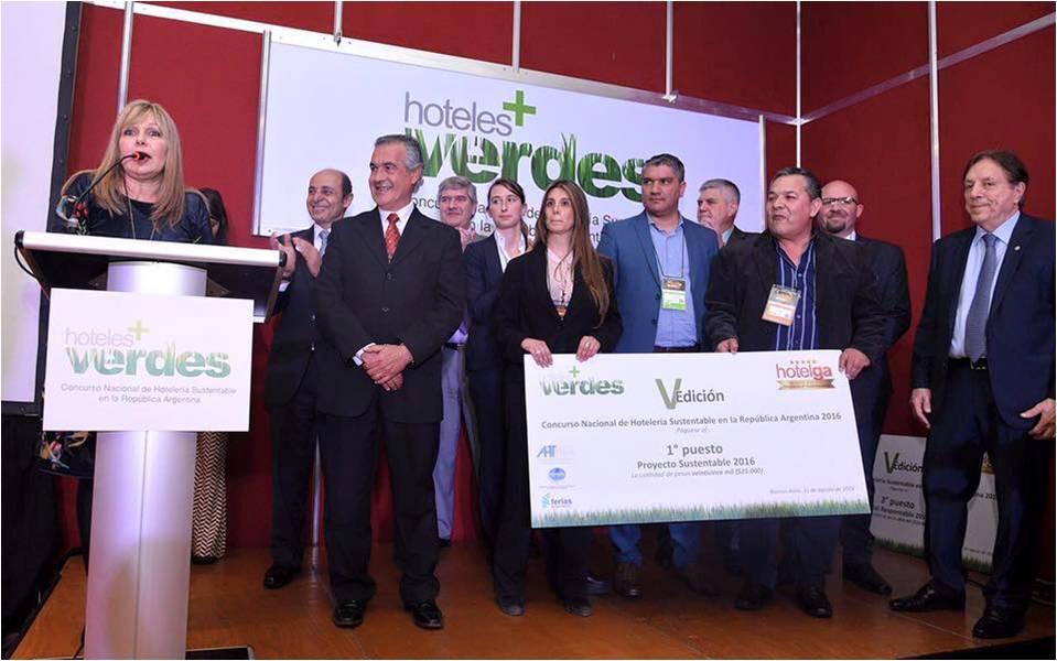 1º Premio Concurso Proyecto Sustentable - Hotelga 2016-6