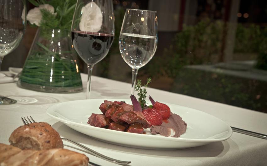 Il Sasso – Restaurant (UTHGRA SASSO)