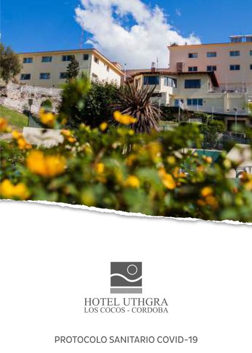 Protocolo Sanitario Hotel UTHGRA Los Cocos